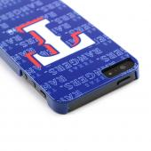 MLB Licensed Texas Rangers Hard Case for Apple iPhone 5/5S