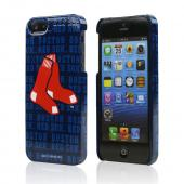 MLB Licensed Boston Red Sox Hard Case for Apple iPhone 5/5S