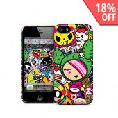 OEM GelaSkins Tokidoki All Stars Hard Case for iPhone 5/5S