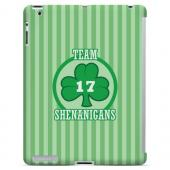 Team Shenanigans - Geeks Designer Line Holiday Series Hard Case for Apple iPad (3rd & 4th Gen.)