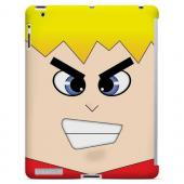 Shoken - Geeks Designer Line Toon Series Hard Case for Apple iPad (3rd & 4th Gen.)
