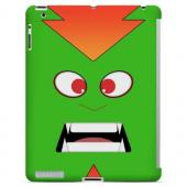 Electric Beast - Geeks Designer Line Toon Series Hard Case for Apple iPad (3rd & 4th Gen.)
