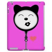 Kissycat - Geeks Designer Line Hoodie Kitty Series Hard Case for Apple iPad (3rd & 4th Gen.)