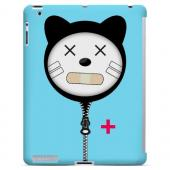 Calamikitty - Geeks Designer Line Hoodie Kitty Series Hard Case for Apple iPad (3rd & 4th Gen.)
