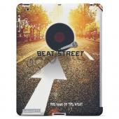 Beatstreet - Geeks Designer Line Music Series Hard Case for Apple iPad (3rd & 4th Gen.)