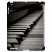 Music Speaks - Geeks Designer Line Music Series Hard Case for Apple iPad (3rd & 4th Gen.)