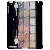 Make Up - Geeks Designer Line Humor Series Hard Case for Apple iPad (3rd & 4th Gen.)
