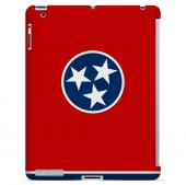 Tennessee - Geeks Designer Line Flag Series Hard Back Case for Apple iPad 2nd Generation