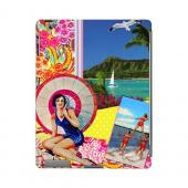 Paradise Americana Nostalgia Series GDL Ultra Slim Hard Case for Apple iPad 2/3 Geeks Designer Line