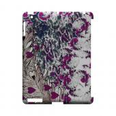 Feather Love - Geeks Designer Line (GDL) Asian Print Series Hard Back Cover for Apple iPad (3rd & 4th Gen.)