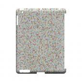 SPRINKLES! Geeks Designer Line Candy Series Slim Hard Back Cover for Apple iPad (3rd & 4th Gen.)