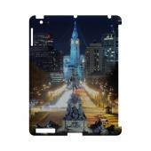 Philadelphia - Geeks Designer Line City Series Hard Case for Apple iPad (3rd & 4th Gen.)