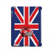 Solo Mini Cooper on Union Jack - Geeks Designer Line Auto Series Hard Case for Apple iPad (3rd & 4th Gen.)