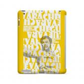 Che Guevara Discurso Faded Yellow - Geeks Designer Line Revolutionary Series Hard Case for Apple iPad (3rd & 4th Gen.)