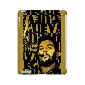 Che Guevara Smoke Gold - Geeks Designer Line Revolutionary Series Hard Case for Apple iPad (3rd & 4th Gen.)