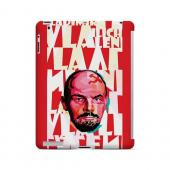 Lenin Complex on Red - Geeks Designer Line Revolutionary Series Hard Case for Apple iPad (3rd & 4th Gen.)