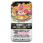 TokiMonsta's Birthday Special 2.0 SPAM N EGGS Hard Case for Apple iPhone 4
