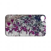 Feather Love - Geeks Designer Line (GDL) Asian Print Series Hard Back Cover for Apple iPhone 4/4S