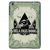 HFD Illuminati Hard Plastic Case for Apple iPad Mini