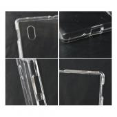Transparent Clear Hard Case for LG Optimus G (AT&T)