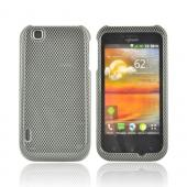 T-Mobile MyTouch Hard Case - Carbon Fiber
