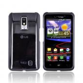 LG Spectrum Hard Case - Transparent Smoke