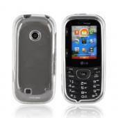 LG Cosmos 2 VN251 Hard Case - Clear