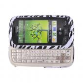 LG Cosmos Touch VN270 Hard Case - Black/White Zebra