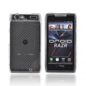 Motorola Droid RAZR Hard Case - Clear