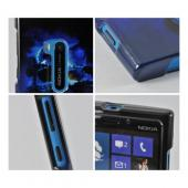 Blue Skull Hard Case for Nokia Lumia 920