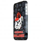 NCAA Licensed Apple Verizon/ AT&T iPhone 4, iPhone 4S Hard Case - Georgia Bulldogs