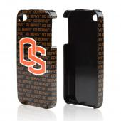 NCAA Licensed Apple Verizon/ AT&T iPhone 4, iPhone 4S Hard Case - Oregon State Beavers