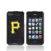 MLB AT&T/ Verizon Apple iPhone 4, iPhone 4S Hard Case - Pittsburgh Pirates