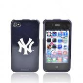 MLB Licensed AT&T/Verizon Apple iPhone 4, iPhone 4S Hard Case - New York Yankees
