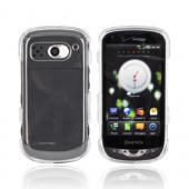 Pantech Breakout Hard Case - Transparent Clear
