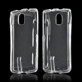 Transparent Clear Hard Case for Pantech Discover