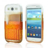 Samsung Galaxy S3 Hard Case - Golden Beer