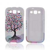 Samsung Galaxy S3 Hard Case - Love Tree on White