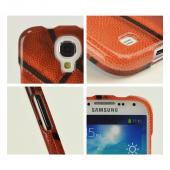 Orange Basketball Hard Case for Samsung Galaxy S4