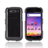 Samsung Galaxy S Blaze 4G Hard Case - Transparent Smoke