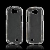 Transparent Clear Hard Case for Samsung Galaxy Express