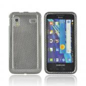 Samsung Captivate Glide i927 Hard Case - Carbon Fiber