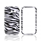 Samsung Transform M920 Hard Case - Black/ White Zebra