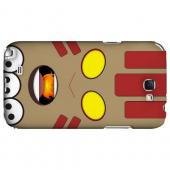 Yogayoga - Geeks Designer Line Toon Series Hard Case for Samsung Galaxy Note 2