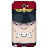 M. Trison - Geeks Designer Line Toon Series Hard Case for Samsung Galaxy Note 2
