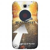Beatstreet - Geeks Designer Line Music Series Hard Case for Samsung Galaxy Note 2