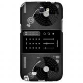 Turntabliss - Geeks Designer Line Music Series Hard Case for Samsung Galaxy Note 2