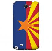 Arizona - Geeks Designer Line Flag Series Hard Back Case for Samsung Galaxy Note 2
