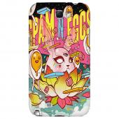 TokiMonsta's Birthday Special SPAM N EGGS Series Hard Case for Samsung Galaxy Note 2