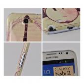 Folk Americana Nostalgia Series Ultra Slim Hard Case for Samsung Galaxy Note 2 Geeks Designer Line